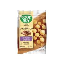 Snack Soja Churrasco 25G Good Soy -