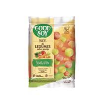 Snack Soja Legumes Ao Queijo 25G Good Soy - Belive