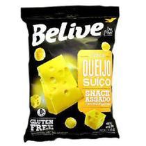 Snacks BeLive Sabor Queijo 35g - Goodsoy - Good Soy