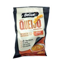 Snacks de Milho Sabor Queijo Nacho 35g - Belive -