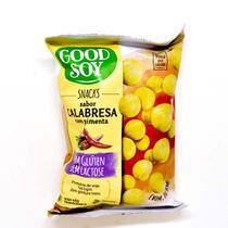Snacks de Soja Good Soy Calabresa com Pimenta 25g -