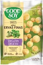 Snacks de Soja Good Soy Ervas Finas 25g -