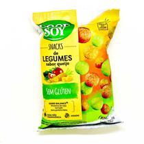 Snacks de Soja Good Soy Legumes ao Queijo 25g -