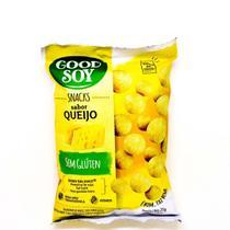 Snacks de Soja Good Soy Queijo 25g -