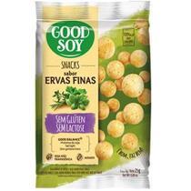 Snacks de soja GoodSoy Sabor Ervas Finas 25g - Good Soy