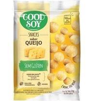 Snacks de Soja GoodSoy Sabor Queijo 25g - Good Soy