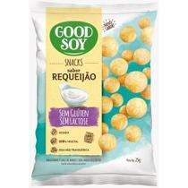 Snacks de Soja GoodSoy Sabor Requeijao 25g - Good Soy