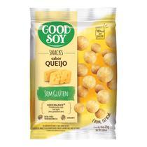 Snacks De Soja Sabor QueijO Sem Glúten Good Soy 25g -
