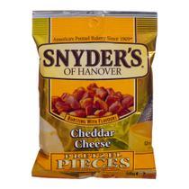 Snacks Snyders Of Hanover Cheddar Pretzels Pieces Kosher 56,7g - Snyder's of hanover