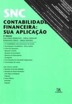 SNC - Contabilidade financeira: sua aplicação - Almedina Brasil
