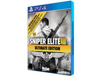 Sniper Elite 3 Ultimate Edition para PS4 - 505 Games