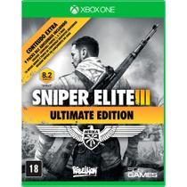 Sniper Elite 3: Ultimate Edition - Xbox One.
