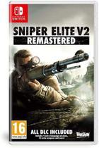 Sniper Elite V2 Remastered Nintendo Switch Midia Fisica -