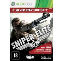 Sniper Elite V2 Silver Star Edition - Xbox 360 - 505 Games