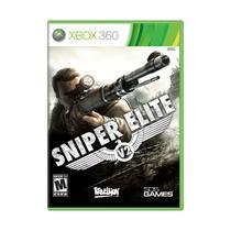 Sniper Elite V2 - Xbox 360 - Jogo