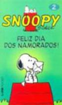 Snoopy - 02 - feliz dia dos namorados! - 598 - Lpm