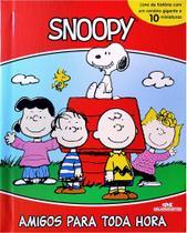 Snoopy  Amigos Para Toda Hora - Melhoramentos