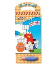 Snoopy - Brincando Com A Turma - Aqua Book - Vale Das Letras