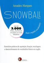 Snowball - basic english vocabulary - Disal editora