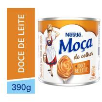 Sobremesa Moça De Colher Doce De Leite 390g - Nestlé
