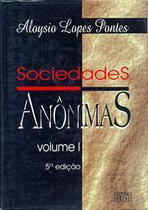 Sociedades Anônimas - Volume 1 - Forense