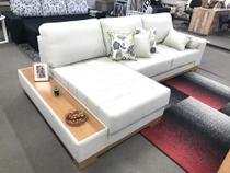 Sofá Rovere Retrátil com Chaise Longue - D'Confort Design