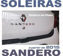 Soleira da Mala Renault Sandero 2015 a 2019 - Mrmagoo