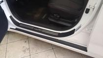 Soleiras Super Protetoras Hyundai HB20 - Mrmagoo