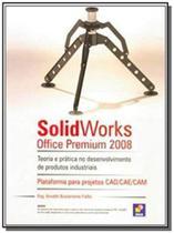 Solidworks office premium 2008: teoria e pratica n - Erica