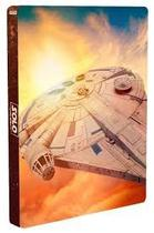 Solo Star Wars SteellBook (Blu-ray 3D) - Marvel