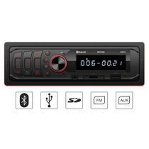Som Automotivo AR70 MP3 Player FM Bluetooth USB BR1000 -
