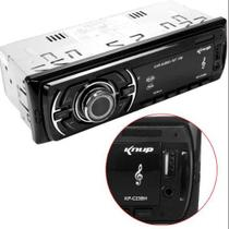 Som Automotivo Bluetooth 60W X 4 KP-C22BH KNUP