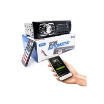 Som automotivo bluetooth auto radio som carro kp-c28bh - Knup