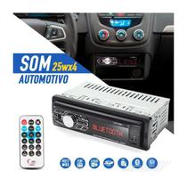 Som automotivo bluetooth auto radio som carro kp-c33bh - Knup