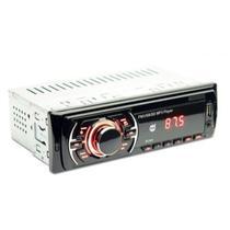 Som Automotivo Mp3 Player Dazz Radio Fm, Entrada Usb, Sd, Auxiliar e Saida Rca -dz -52240 -