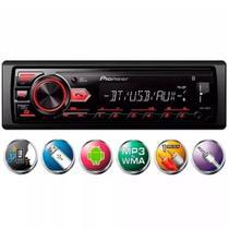 Som Automotivo MP3 Player MVH-S218BT Pioneer Bluetooth,USB -