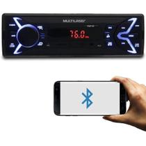 Som Automotivo Multilaser Pop Bluetooth MP3 FM USB