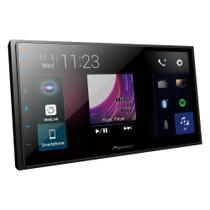 "Som Automotivo Pioneer DMH-Z5380TV com TV Digital, Tela de 6.8"" Capacitiva, Bluetooth, Wi-Fi, Apple CarPlay, Adroid Auto -"