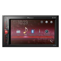 Som Automotivo Pioneer MVH-215BT 2 Din AUX/ USB/ Bluetooth