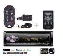 Som Automotivo Pioneer USB Radio Mp3 + Controle Longa Dist