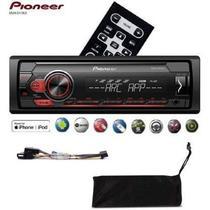 Som Automotivo Radio Mp3 para Carro Pioneer Mvh-S118ui Mixtrax Usb Aux -