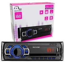 Som Automotivo Radio New One Mp3 Player Multilaser P3318