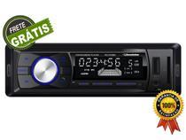 Som Mp3 Bluetooth Fm Sd Usb Controle Chichote Roadstar -