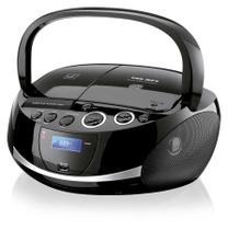 Som Portátil Multilaser Sp 157 Dock Station Iphone/ipod 20w Rms Boombox Usb/aux MULTILASER