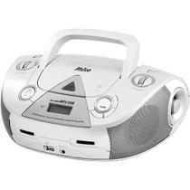 Som Portatil Philco 4w Rms Mp3 Usb Pb126 Branco