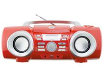 Som Portátil Philco FM 10W CD Player  - PB130V Entrada USB MP3 Player