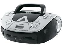 Som Portátil Philco PB126 USB FM CD Player - MP3 4W