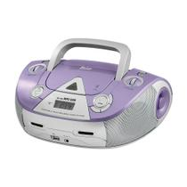 Som Portátil Philco PB126L, 4W RMS, MP3, USB - Lavanda -