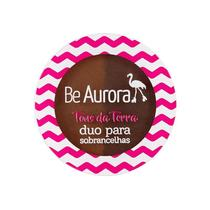 Sombra Para Sobrancelhas Be Aurora Duo Tons Da Terra -
