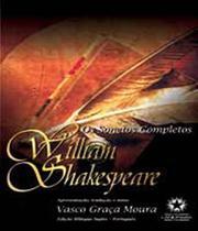 Sonetos completos, os - willian shakespeare - edicao luxo - LANDMARK